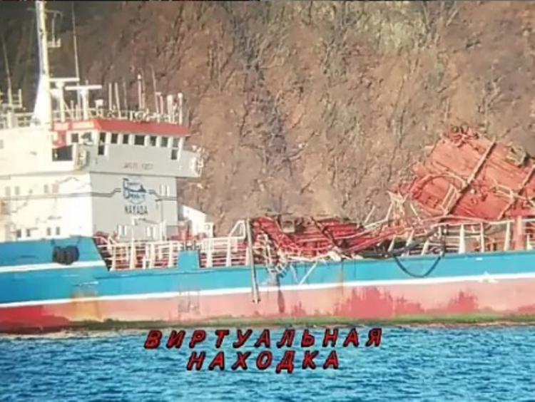 В Приморье ищут пропавшего члена экипажа взорвавшегося танкера