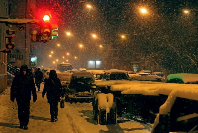 Дождь, снег и гололёд: Циклон обрушится на Приморье в ближайшие дни