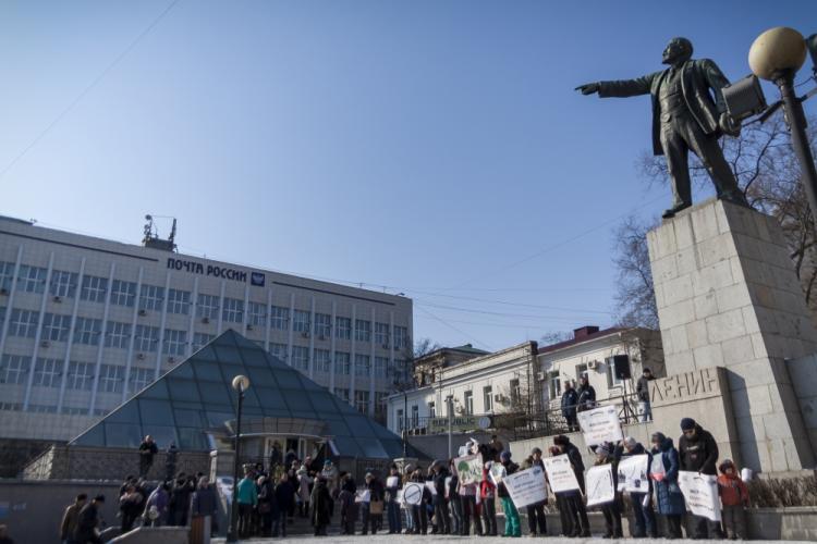 Владивостокцы выйдут на пикет и попытаются отстоять право на хорошую жизнь