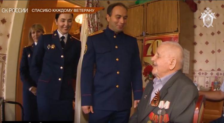 В Приморье прошла акция «Спасибо каждому ветерану!»
