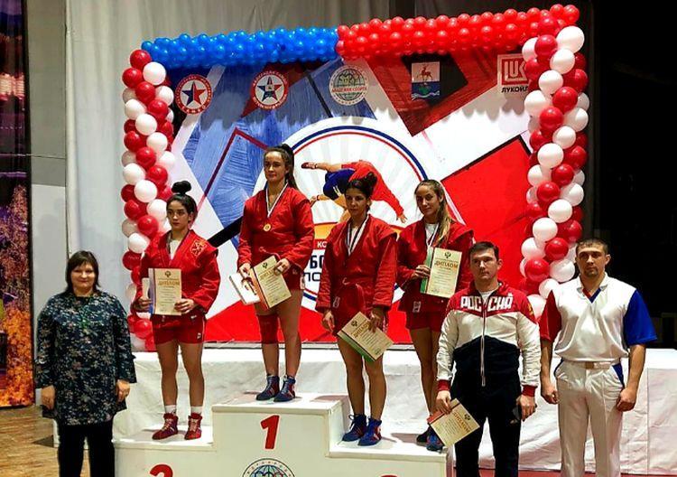 Владивостокские «Амазонки» завоевали серебро и бронзу на Кубке России