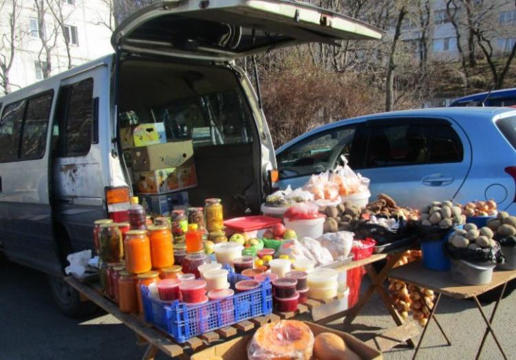 Незаконных предпринимателей во Владивостоке привлекут к ответственности