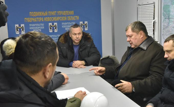Аварии на теплотрассах – как не заморозить Новосибирск