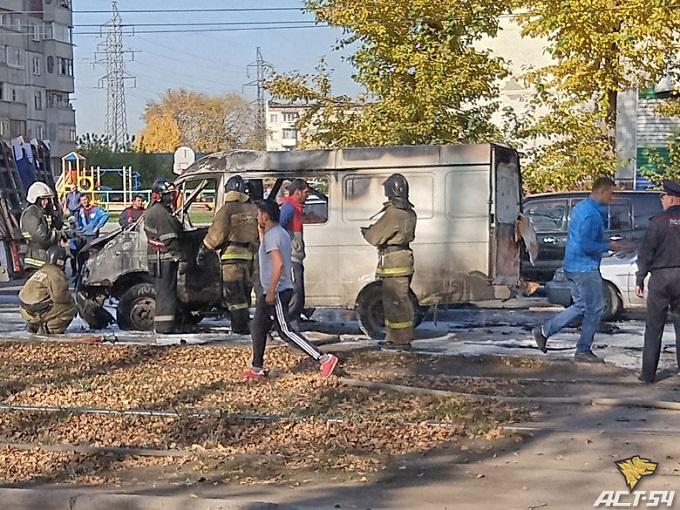 Подозреваемые в поджоге машин в день конфликта у Хилокского рынка задержаны
