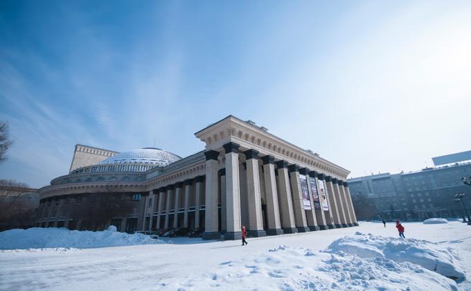 Оперный театр остался без отопления из-за аварии