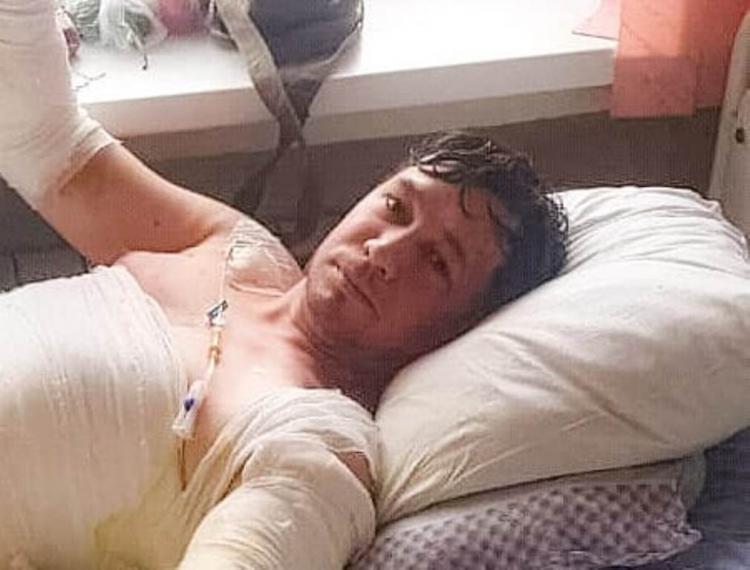 Моряк из Владивостока оказался в больнице Магадана с сильными ожогами тела