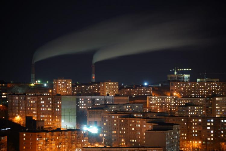 «Разлив нефтепродуктов» произошёл на ТЭЦ-2 во Владивостоке