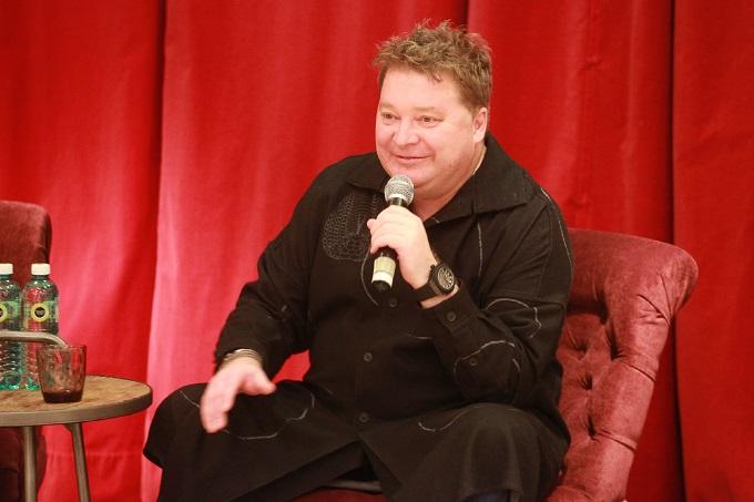 Известный ресторатор Денис Иванов пожелал студентам стать миллионерами