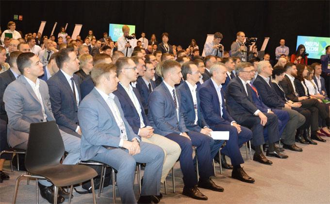 Полуфинал конкурса «Лидеры России» 2020 стартовал в Новосибирске
