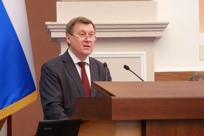 Прямые выборы мэров предложил закрепить в Конституции Анатолий Локоть