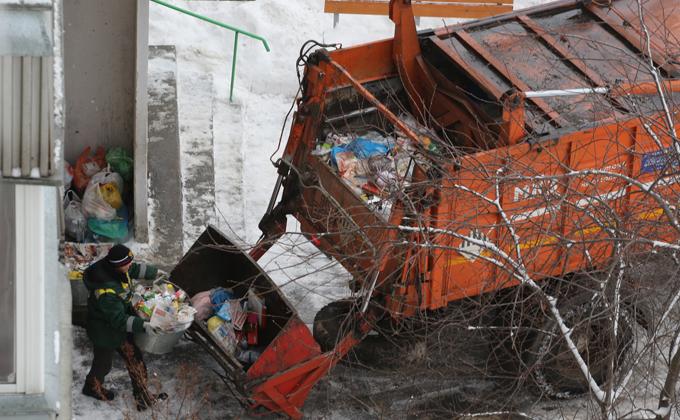249 жалоб граждан: вывоз мусора прокомментировал мэр Новосибирска