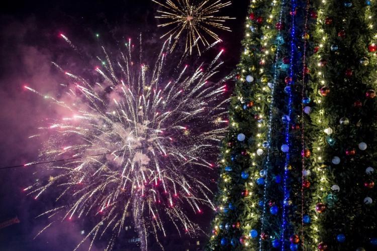 «Зимние забавы» ждут жителей и гостей Владивостока на центральной площади