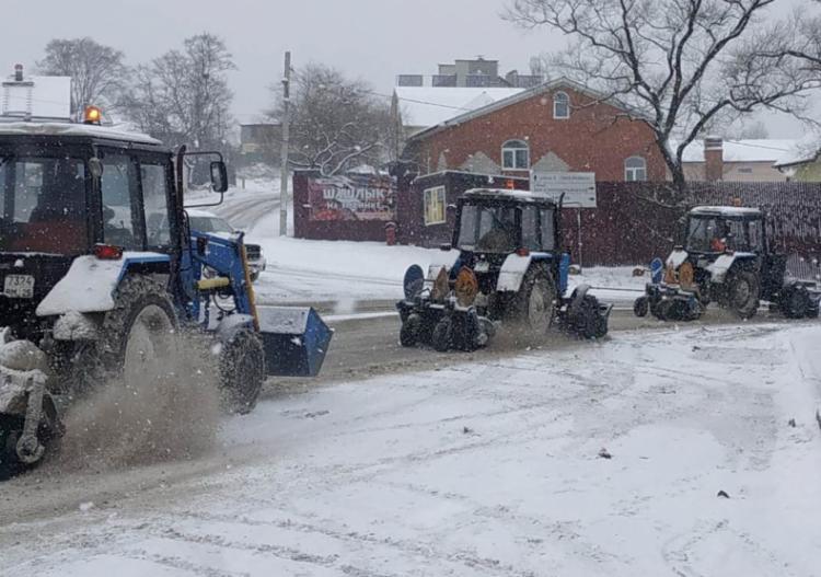 Мэрия отчиталась, какие уголки и закоулки Владивостока чистят от снега