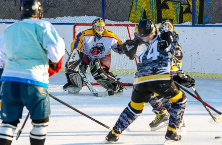 Очередные игры турнира по дворовому хоккею пройдут во Владивостоке