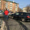 Жёсткое ДТП произошло во Владивостоке