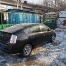 Радиоактивный автомобиль прибыл из Японии во Владивосток