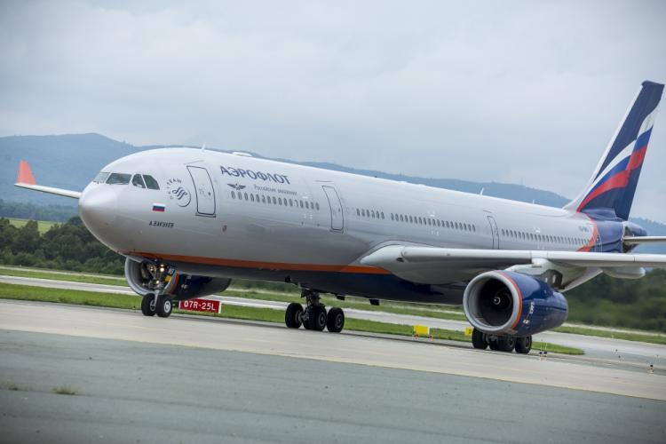 Пассажирка «заминированного» самолета рассказала об отсутствии паники