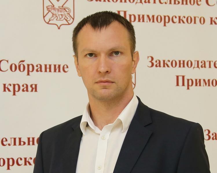 Полномочия депутата Заксобрания Приморья Костюкова официально прекращены