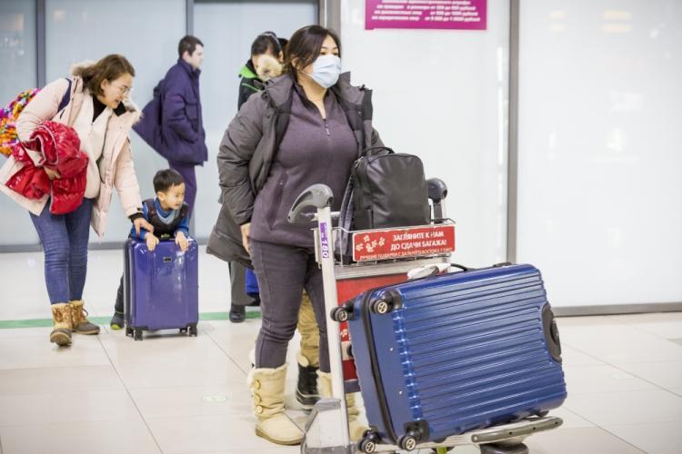 Мэрия Владивостока рекомендует временно ограничить туробмен с Китаем
