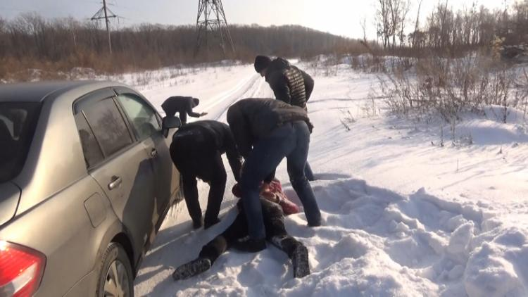 В Приморье задержан наркодилер