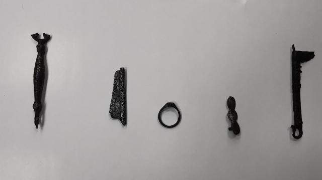 Древнерусский перстень синхротронным излучением исследовали студенты в Новосибирске