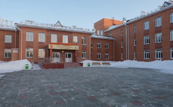 Новая школа открылась в Маслянинском районе по областной программе