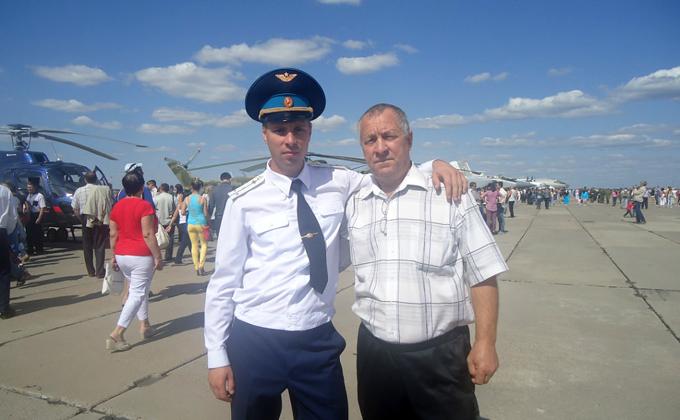«Быть солдатом по пояс нельзя» – военный вертолетчик из Краснозерки