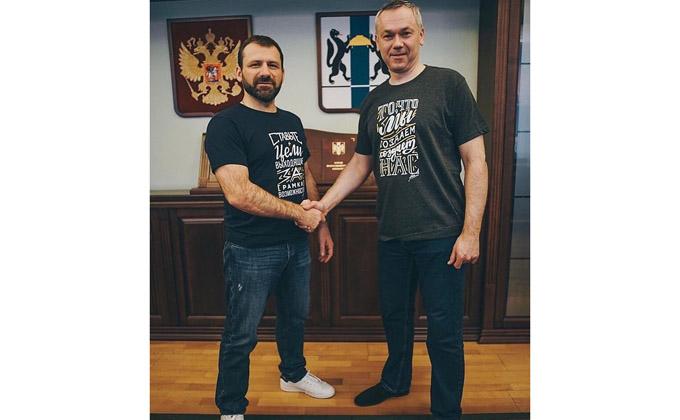Андрей Травников: семья, увлечения, лучшие фото губернатора в соцсетях