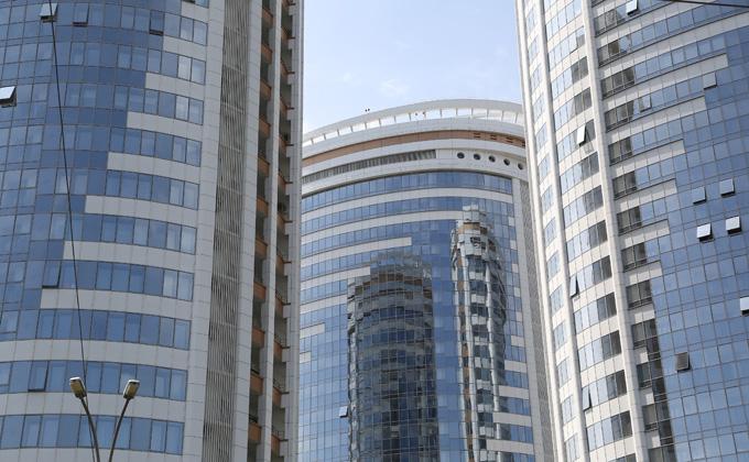 Тройку самых высоких новостроек Новосибирска назвали в мэрии