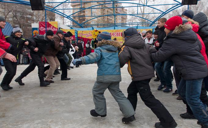 Программа празднования Масленицы-2020 в Новосибирске