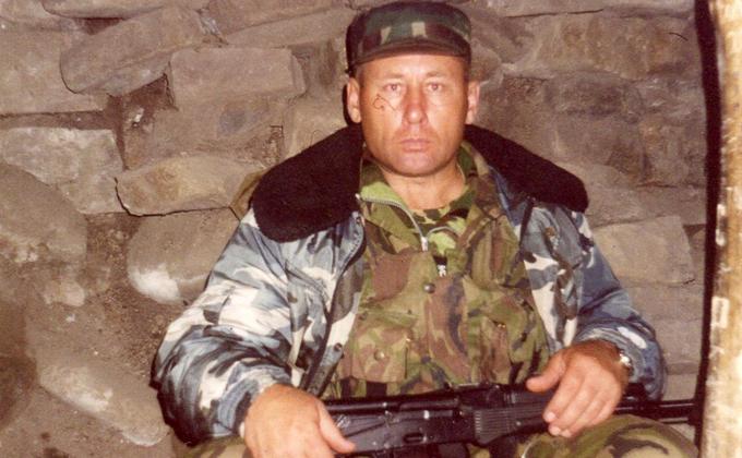 Позывной «Дед» – как воевал в Чечне сыщик из Кочек