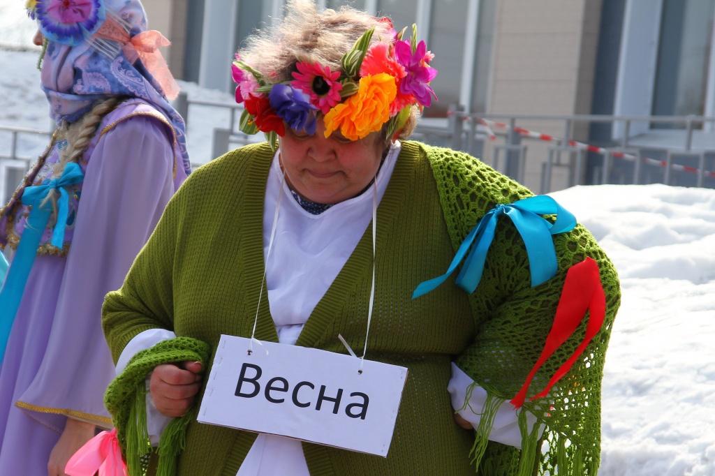 Когда наступит весна-2020 в Новосибирске?