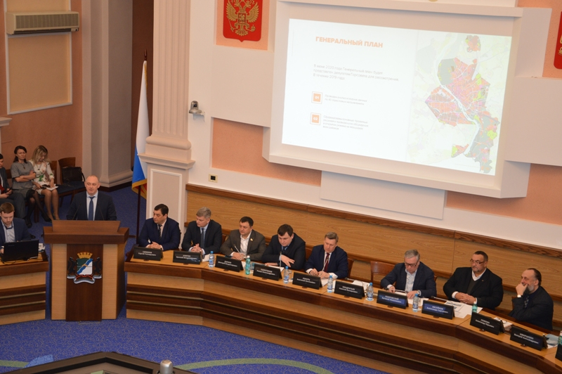 Мэрия: завершены публичные слушания по доработке генплана Новосибирска