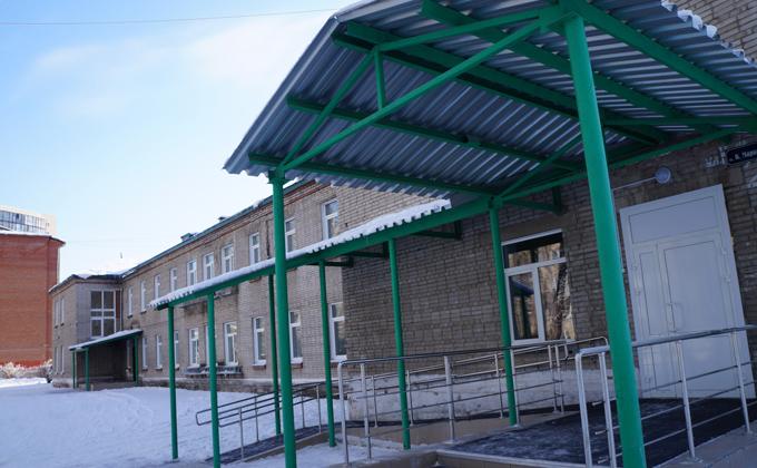 Вторая «бережливая» поликлиника для 15 тысяч детей открылась в Бердске