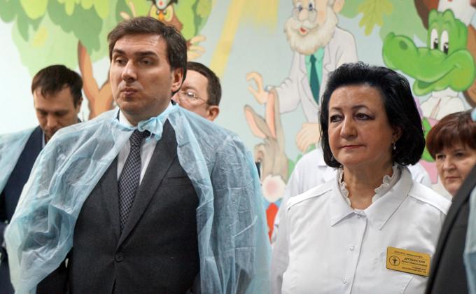 Андрей Травников оценил цифровизацию бердских поликлиник