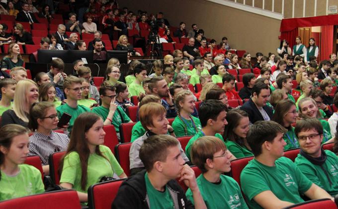 Чемпионат «Молодые профессионалы» стартовал в регионе