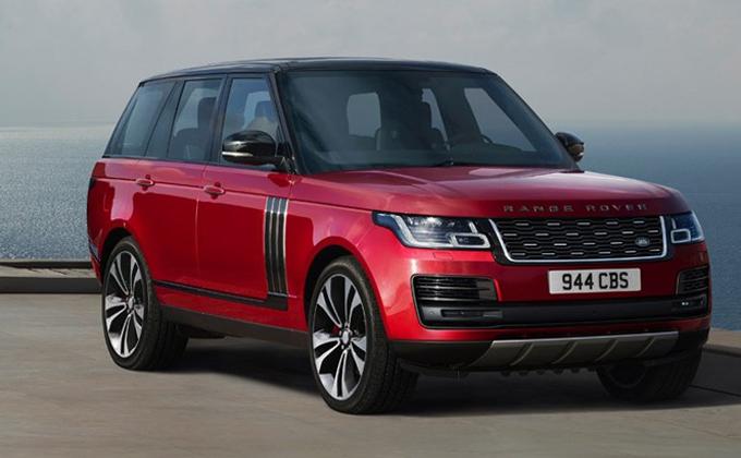 Range Rover за 17 млн рублей - самое дорогое авто продали в Новосибирске