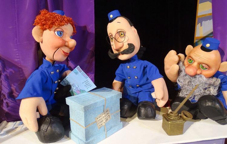 Приморский театр кукол приглашает жителей Владивостока к себе в гости