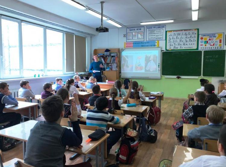 Учителя владивостокской школы вышли в полуфинал Всероссийского конкурса