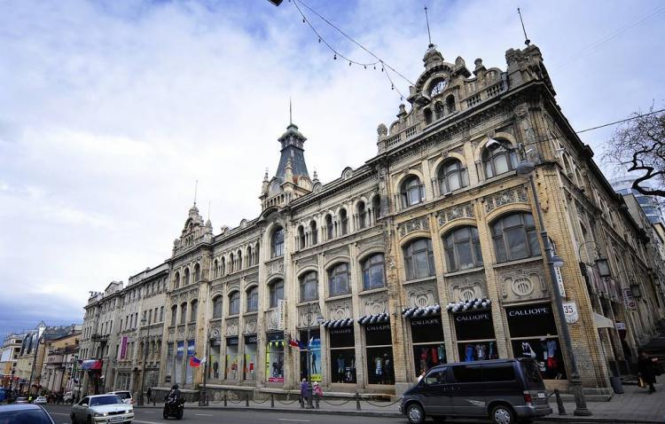 Во Владивостоке отремонтируют 14 исторических фасадов в 2020 году
