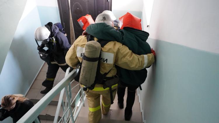 Спасатели спасли жизнь приморца