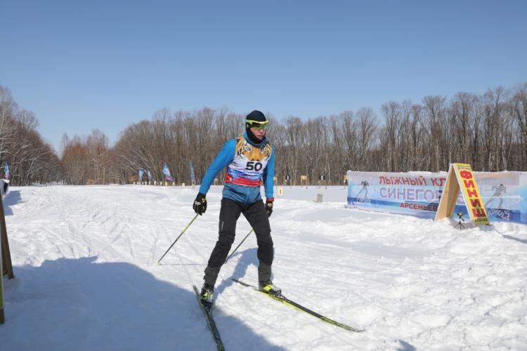 Олег Кожемяко пробежал лыжный марафон - прошел «тридцатку»