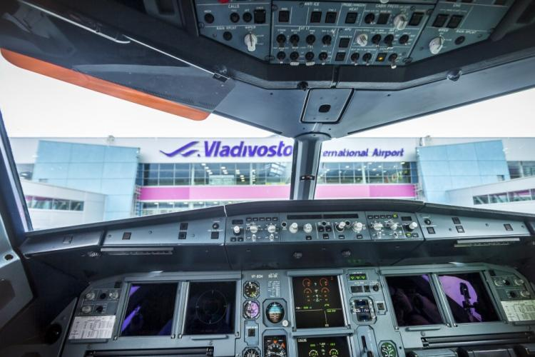 Вылет трёх авиарейсов из Владивостока отменён, один – задерживается