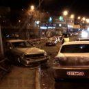 Седан в леерном ограждении: ДТП произошло ранним утром во Владивостоке