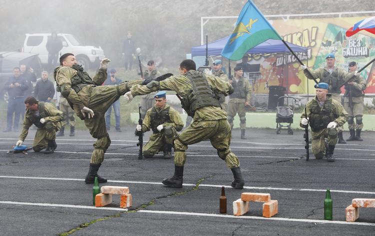 Во Владивостоке пройдут зимние военно-спортивные игры