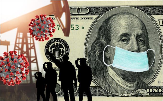 «Коронавирус ударит по карману»: эксперты про нефть и курс рубля