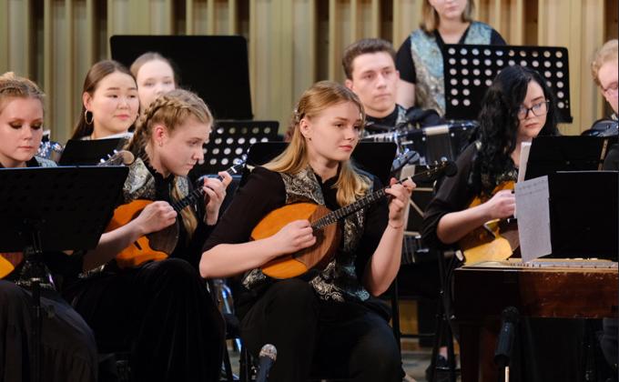 Новосибирской специальной музыкальной школе исполнилось 50 лет