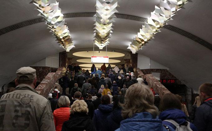 Метро меняет расписание поездов из-за коронавируса в Новосибирске