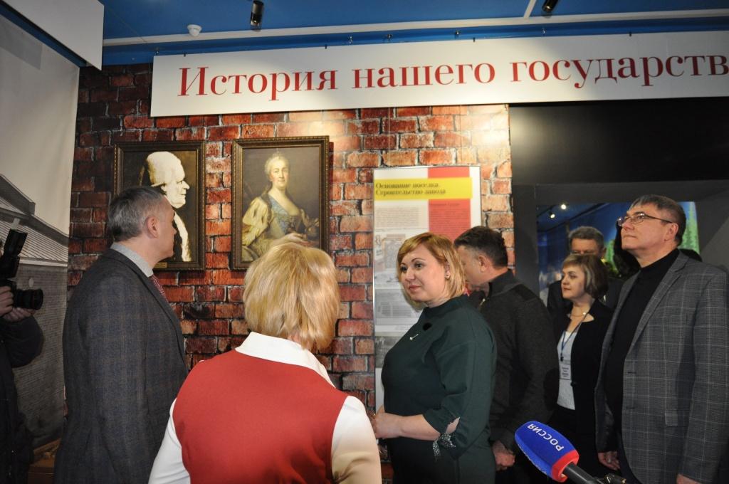 Краеведческий музей открыли в Сузуне после реконструкции