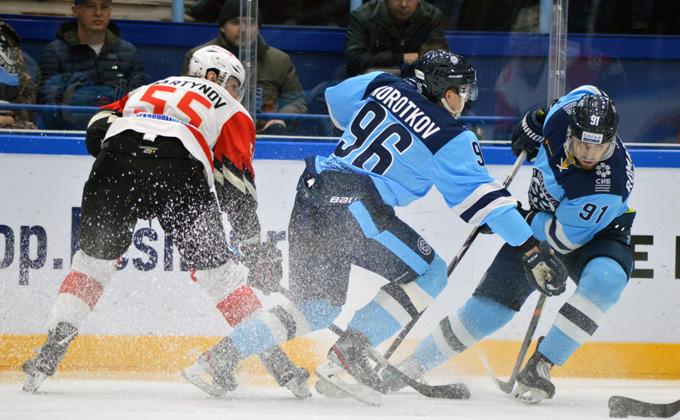 Континентальная хоккейная лига досрочно завершила сезон